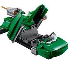 Конструктор Bela 10463 Флеш - Спидер (аналог Lego Star Wars 75091), фото 3