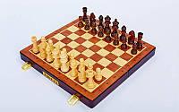 Шахматы  ZOOCEN, деревянные, р-р 30x30см. (X3008)