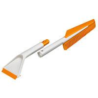 Fiskars SnowXpert™ Щетка-смётка со скребком