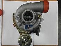 Турбокомпрессор Турбина 5314 970 7027 K14 Ssang-Yong Musso 2.9 D