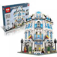 Конструктор серии Lepin 15018 Отель (Аналог LEGO Creator)