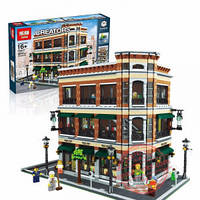 Конструктр серии Lepin 15017  Библиотека (Аналог  LEGO Creator)