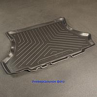 Коврик в багажник Volkswagen Caddy III (04-15)\Volksw.Caddy IV (15-) (2 задн.сдвижные двери, подъемнная задн. две