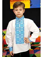 Для мальчика вышиванка СХ 08