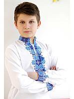 Для мальчика вышиванка украинская СХ 05