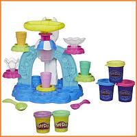 Плей-До набор пластилина Фабрика мороженого Play-Doh Swirl 'n Scoop Ice Cream Hasbro