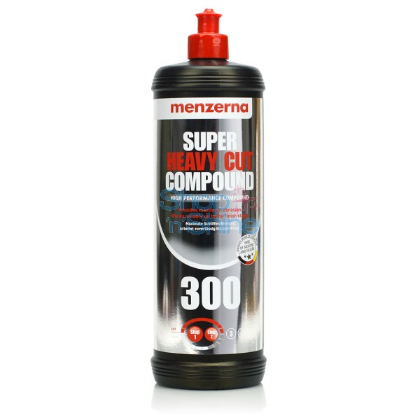 Полировальная паста крупнозернистая - Menzerna Super Heavy Cut Compound 300 1 л. (22746.261.001)