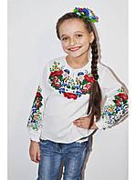 Блузка для девочки 03