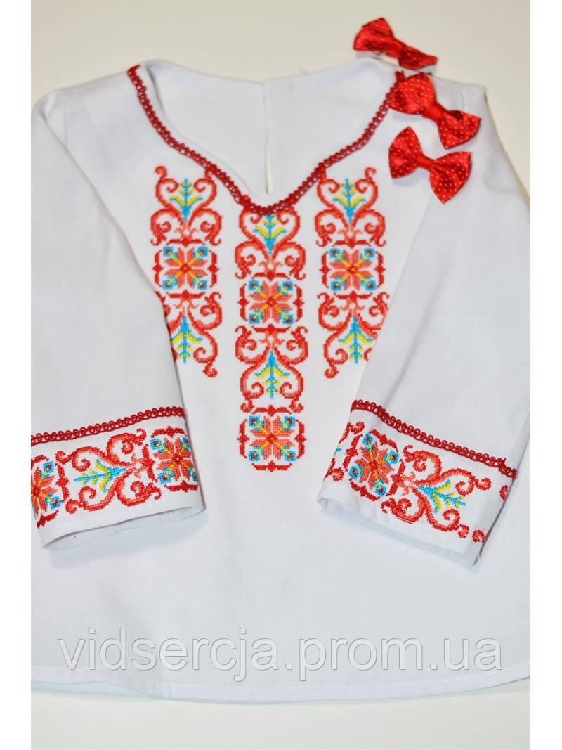 Сорочка Вышиванка для Девочки 11 — в Категории