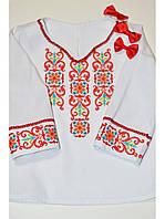 Сорочка вышиванка для девочки 11