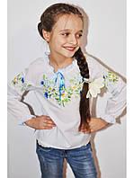 Сорочка для девочки 06