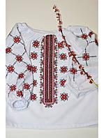 Сорочка с вышивкой для девочки 12