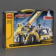 Конструктор Decool 3349 Передвижной мини-кран (аналог Lego Technic 8067)