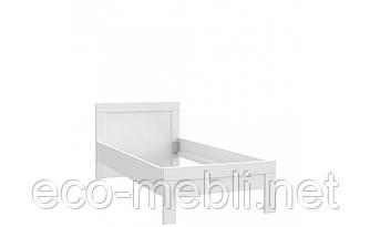 Ліжко 90 Snow SNWL09-C50