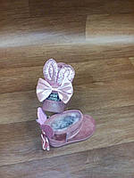 Детские угги 21-24р. на девочку с ушками, зайки, зайцы, уги, зимние, ботинки, сапожки, сапоги, зима