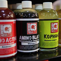 Амино-сироп Миндаль Black Active 350мл
