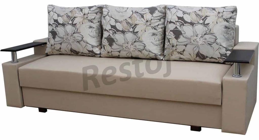 купить недорого прямой диван еврокнижка 2 от фабрики мебель