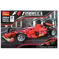 Конструктор Decool 3334 Гоночный автомобиль Феррари F1 1:10 (аналог Lego Technic 8386)
