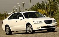 Авточехлы Hyundai Sonata nf с 2004-10 Nika