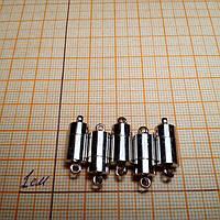 Фурнитура для бижутерии, магнитный замок