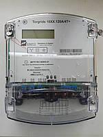 Счетчик электроэнергии Torgrids 10XX.120A/4T+ 3х220/380В, 5-120А, актив., Р, однотарифный, RS-485, ЖКИ