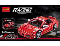 Конструктор Decool 8613  Ferrari F430 Challenge (аналог Lego Technic 8143)