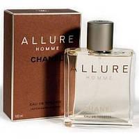 Мужская туалетная вода Chanel Allure Homme EDT 100 ml (лиц.)