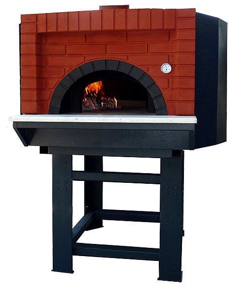 Печь для пиццы на дровах серия DC. D140C Asterm