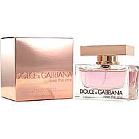 Женская парфюмированная вода Dolce&Gabbana Rose The One EDP 75 ml (лиц.)