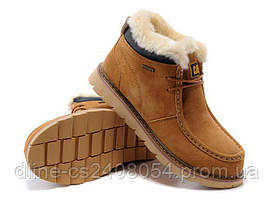 Caterpillar Winter Boots Yellow