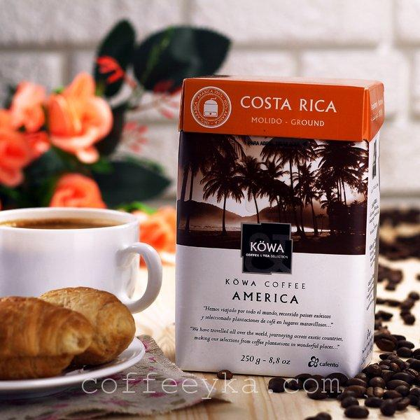 Кофе молотый Montecelio Costa Rica 250 г
