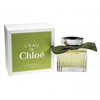 Женская туалетная вода Chloe Leau EDT 75 ml (лиц.)