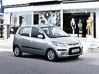 Авточехлы Hyundai I 10 с 2006-13 Nika