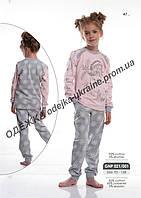Пижама для девочки GNP 021/001*(92-158)(ELLEN). Новинка осень-зима 2018