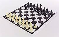 Шахматы пластиковые, h пешки-2,6см (IG-3105C)