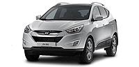 Авточехлы Hyundai IX 35 Nika