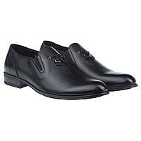 Мужкие кожаные туфли Basconi 3А3103-J