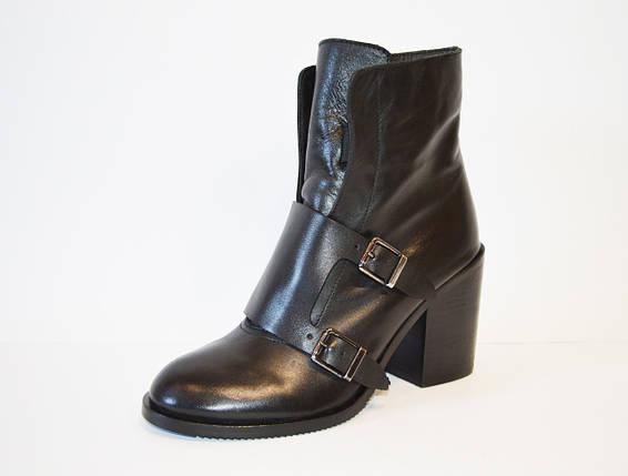 Женские кожаные ботинки Molly Bessa 631, фото 2