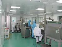 Вентиляция фармацевтических производств. Киевская область
