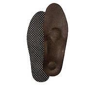 Стельки ортопедические анатомические премиум класса для закрытой и спортивной обуви, мужские СТ-111