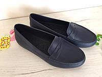 Женские резиновые туфли, балетки