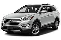 Авточехлы Hyundai Santa Fe с 2012... Nika