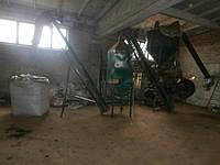 Линия гранулирования древесной опилки в  гранулы б/у - 800 кг/час
