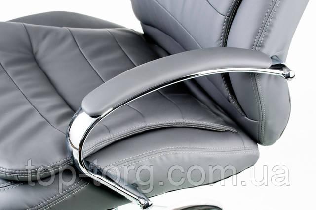 Крісло керівника сірого кольору Murano grey