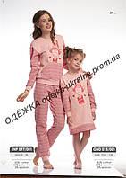 Сорочка для девочки GND 015/001 * (92-158)(ELLEN). Новинка осень-зима 2018