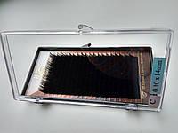 Ресницы I-Beauty Premium черные, 20 линий С 0.10 14 мм