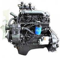 ММЗ Д2459402Х  Двигатель Д245.9-402Х (136 л.с) (оборуд. 12В) ЗИЛ-4329 (пр-во ММЗ)