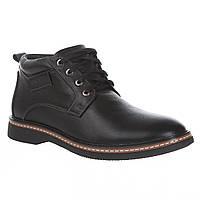 Ботинки мужские Zlett (стильные, классический дизайн, практичные, комфортные)