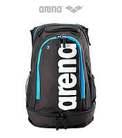 Вместительный рюкзак на 40 литров Arena Fastpack Core (Black/Turquoise), фото 1