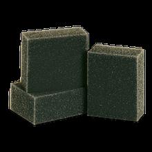 Koch Chemie губка средней плотности для внешних работ - Schwamm weich, fur Kunststoff - черная (999038)